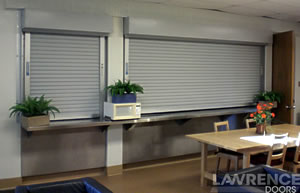 Sunnyvale Roll-Up Door Repair and Installation: Rolling Counter Door Repair