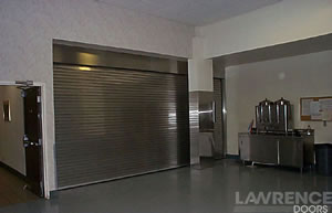 Hayward Rolling Fire Doors